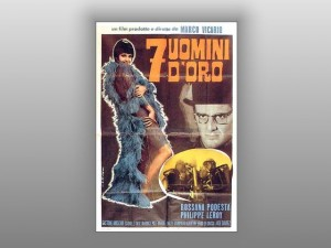 byman Film 7 Uomini Oro