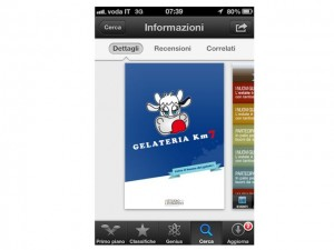 byman Personal iPhone app KM7