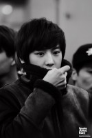 Chanyeol-20121124 Foto