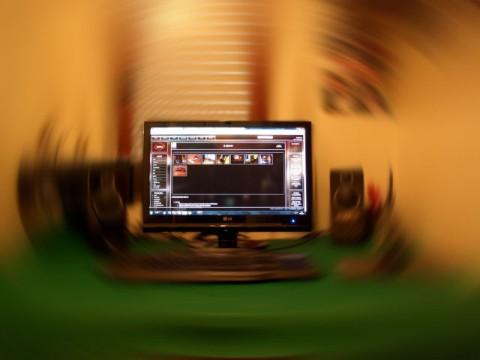 Monitor LG W2363D
