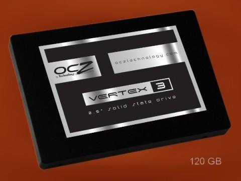 OCZ Vertex 3 SSD 120GB