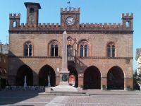 Italy-Parma-Fidenza Duomo