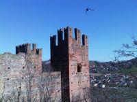 Italy Piacenza Castell Arquato 02