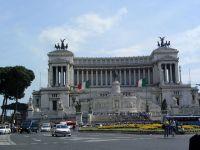 Roma Piazza Venezia Altare della Patria