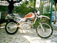 Honda 500 XL 03