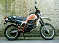 Honda 500 XL 05