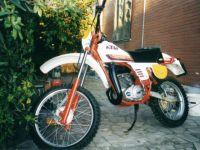 KTM 250 GS80 09