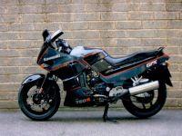 Kawasaki 750R GPX 09