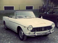 FIAT-1500 Cabriolet Pininfarina