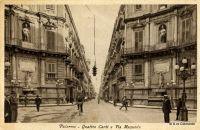 Palermo-Quattro Canti Via Maqueda