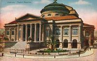 Palermo-Teatro Massimo Colore
