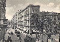 Palermo-Via Roma Piazza San Domenico