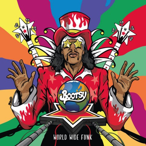 Bootsy Collins-2017-World Wide Funk
