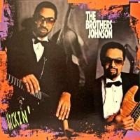 Brothers Johnson-1988-Kickin