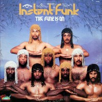 Instant Funk-1981-The Funk Is On