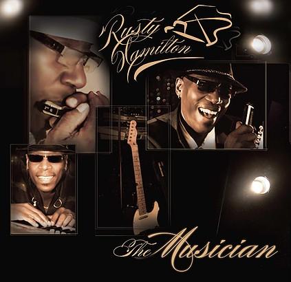 Rusty Hamilton-2013-The Musician