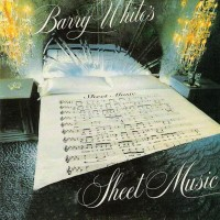barry white-1980-sheet music