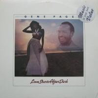 gene page-1980-love starts after dark