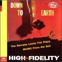 ramsey lewis-1958-down to earth