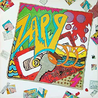 Click To Zoom The Image For Zapp 1980 Zapp
