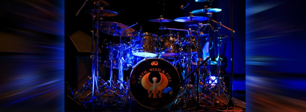 Drums of Earth Wind and Fire