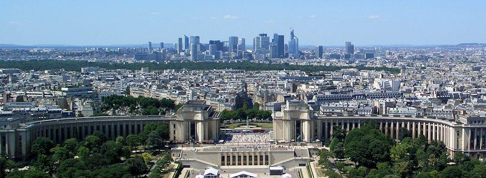 Paris-Tour Effeil View